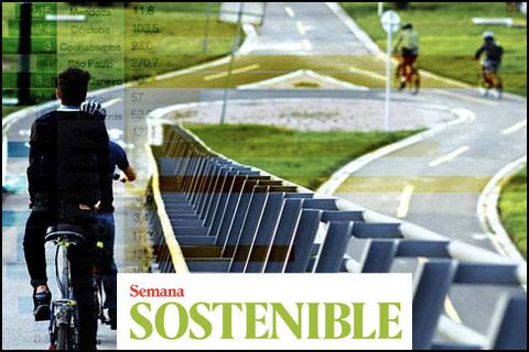 Bogotá es la ciudad con más kilómetros de ciclovías en América Latina