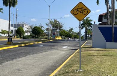 Continuamos con la instalación masiva de letreros en Panamá