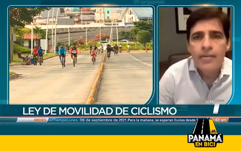 Entrevista en Telemetro Reporta – 9 de Septiembre de 2021
