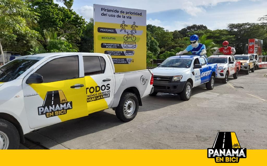 Panamá en Bici tuvo participación del evento más grande de ciclismo en la región!